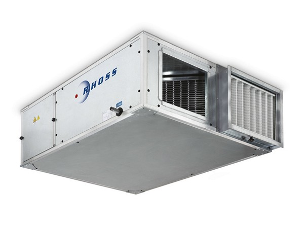 рекуператор воздуха для квартиры и дома фото