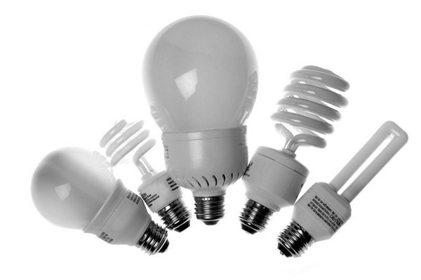 типы ламп освещения фото