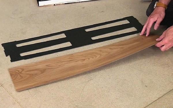кварцвиниловая плитка для пола фото