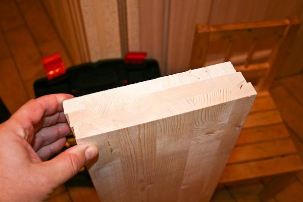 как определить нагрузку на деревянные полки