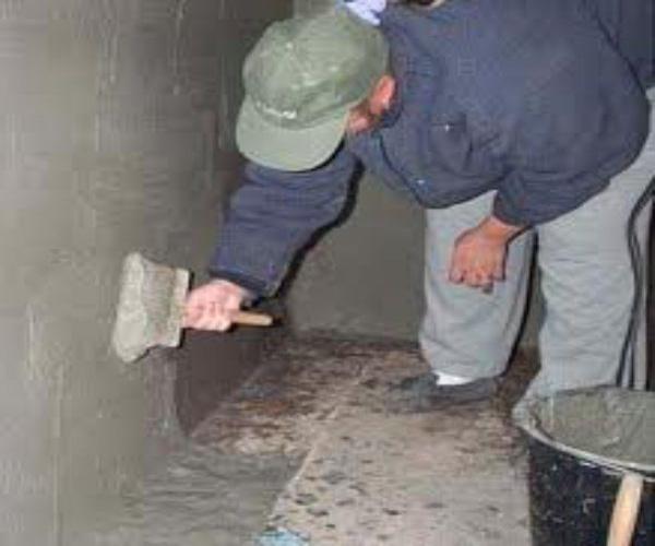 гидроизоляция стен изнутри своими руками