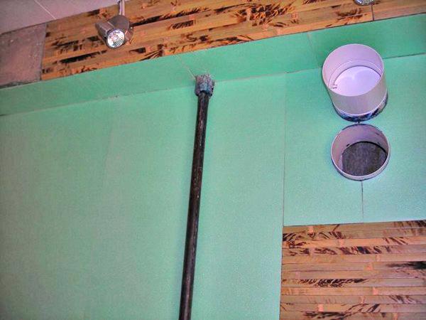 устройство вентиляции на кухне фото