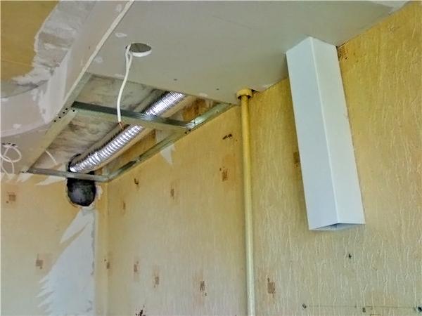 вытяжная вентиляция на кухне фото