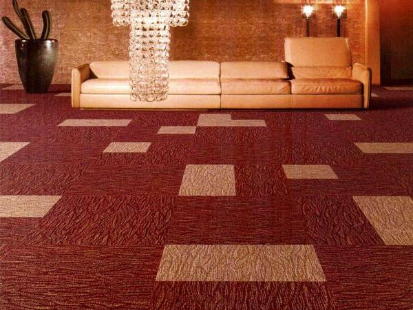 модульная ковровая плитка фото