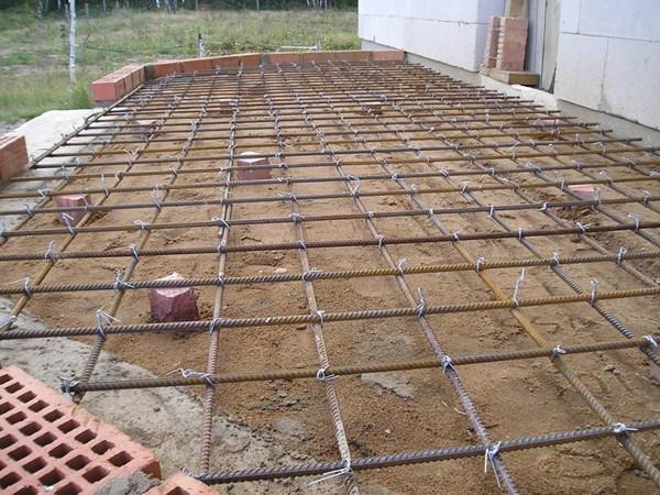 строительство террасы своими руками фото