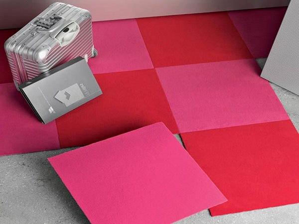 укладка ковровой плитки фото