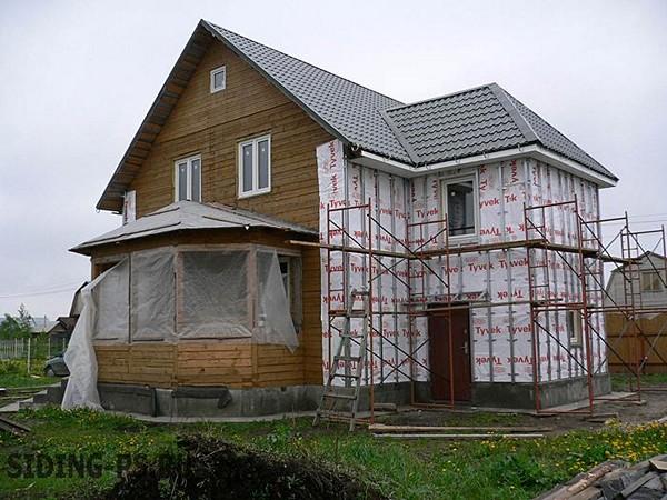 зачем нужна пароизоляция стен