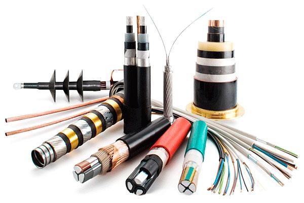 типы электрических кабелей и проводов