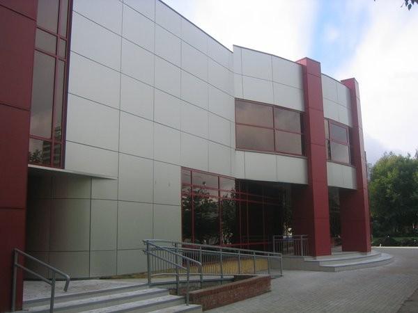 навесной фасад фото