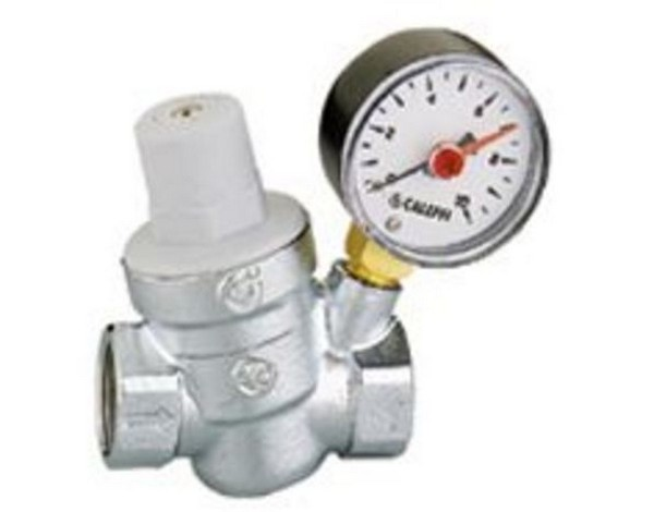 редуктор давления воды с манометром фото