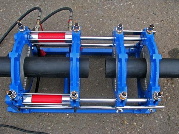 сварочный аппарат для полиэтиленовых труб фото