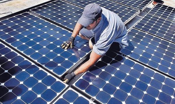 солнечные панели своими руками фото