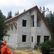 Дом из шлакоблока своими руками фото 476