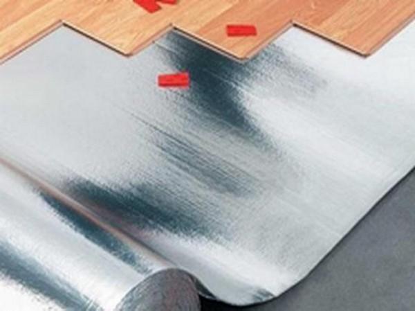 как утеплить бетонный пол в квартире фото