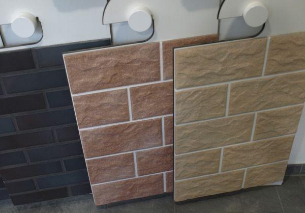 плитка для отделки цоколя дома фото