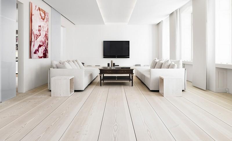 Какой пол лучше сделать в квартире: анализ различных вариантов