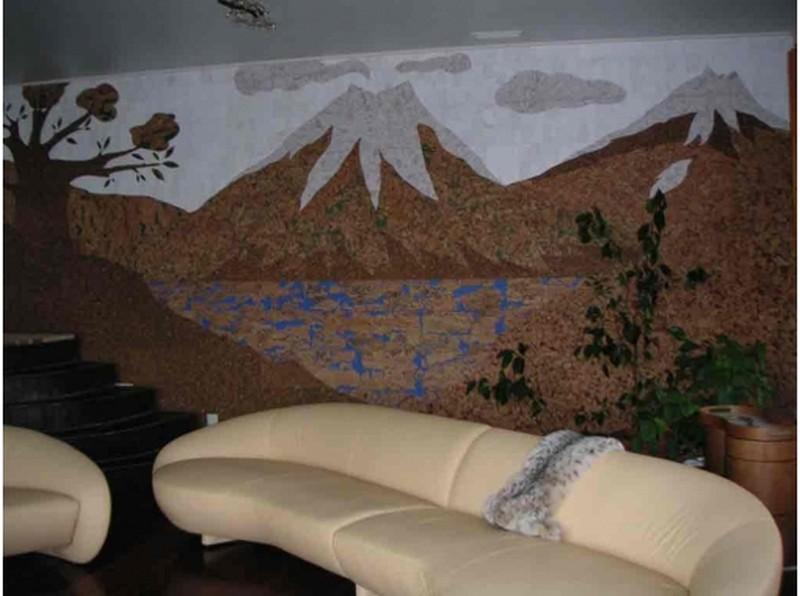 пробка для шумоизоляции стен фото