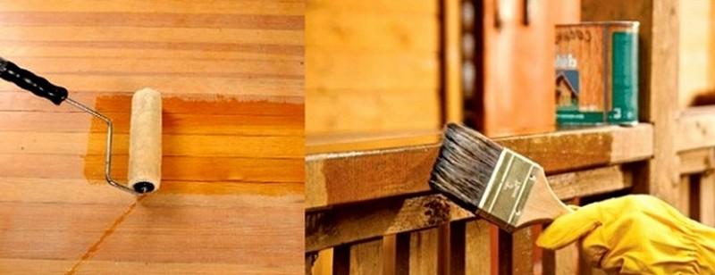 как выбрать антисептик для древесины фото