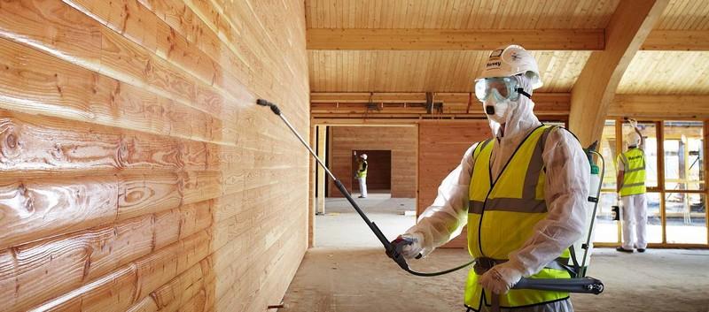 какие антисептики для древесины лучше фото