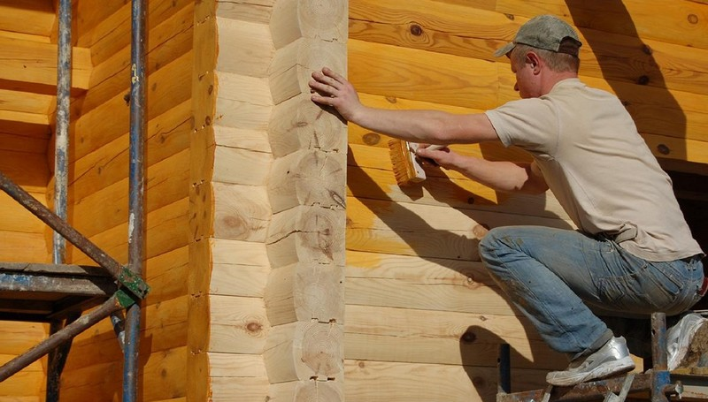 какой лучше выбрать антисептик для древесины фото