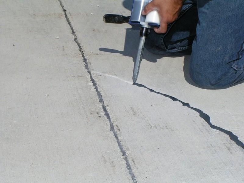 ремонт цементной стяжки пола фото