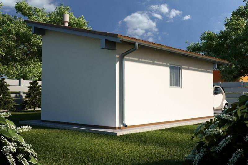 как построить крышу гаража своими руками фото