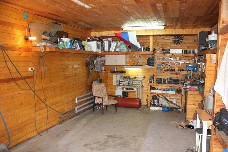 проводка в гараже фото