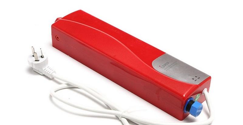 нагреватель проточный электрический фото