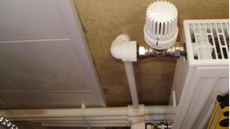 системы водяного отопления в частном доме фото