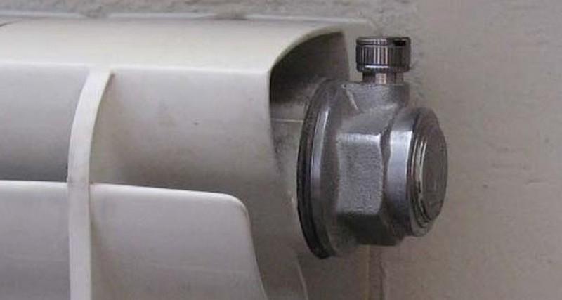 автоматический воздухоотводчик для радиаторов фото