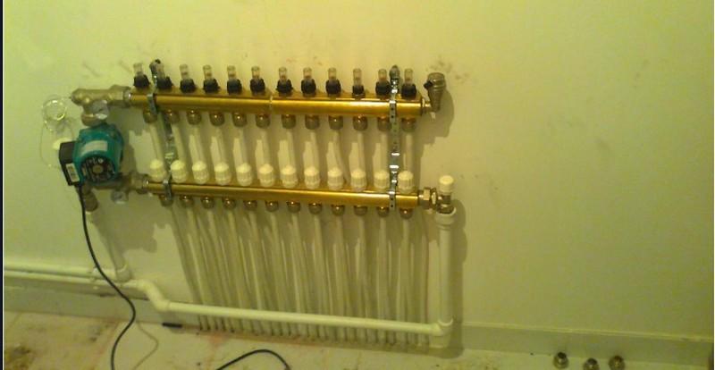 Насосно-смесительный узел для теплого пола: его назначение, устройство и сборка