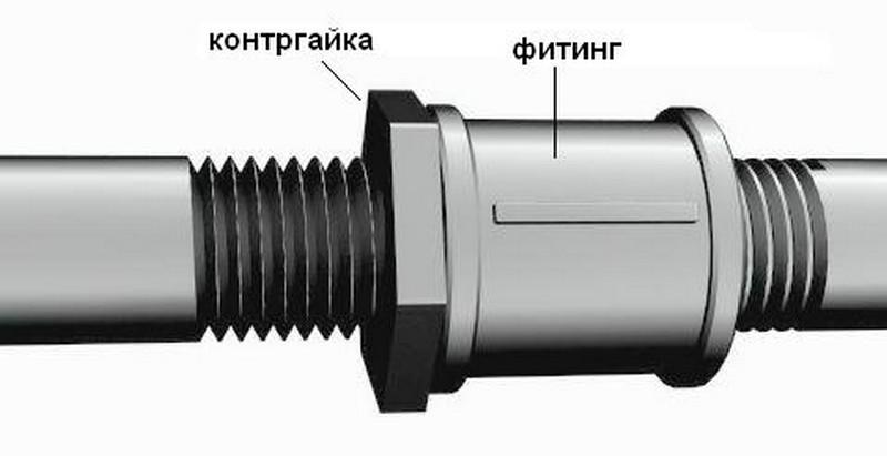 соединение труб без сварки фото