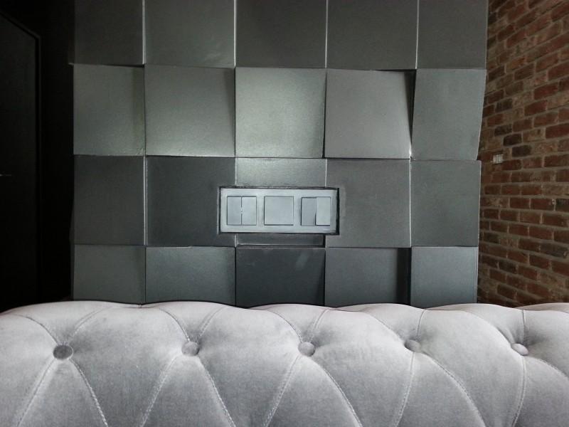 3d панели для стен из гипса фото