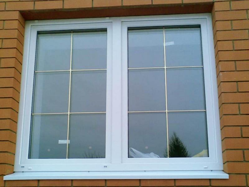 окна со шпросами плюсы и минусы