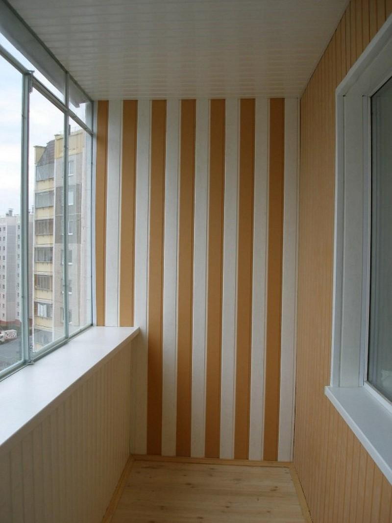 панели для стен на балкон фото