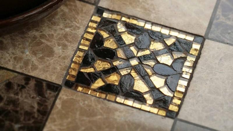 каменная мозаика фото