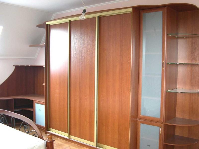 мебель из остатков ламината фото