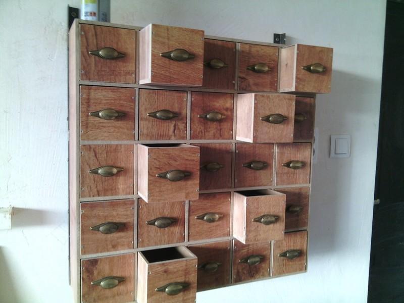 шкафчики из ламината фото