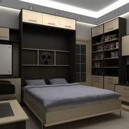 Шкаф кровать: незаменимая мебель для стесненных условий