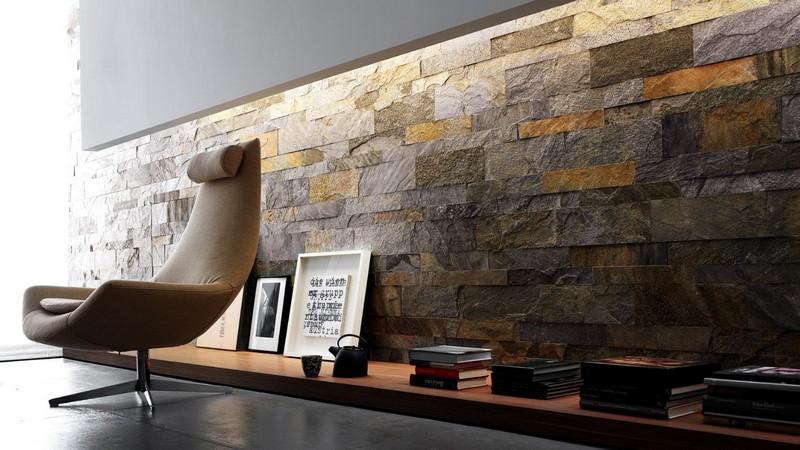 каменный шпон фото