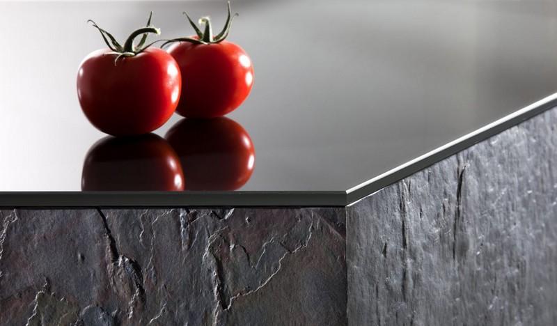 мебель из каменного шпона фото