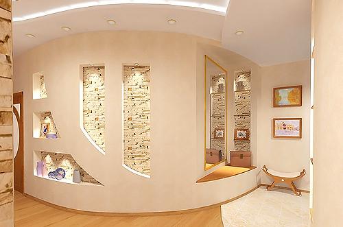 арки из потолочного гипсокартона