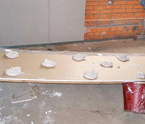 применение гипсокартона в строительстве