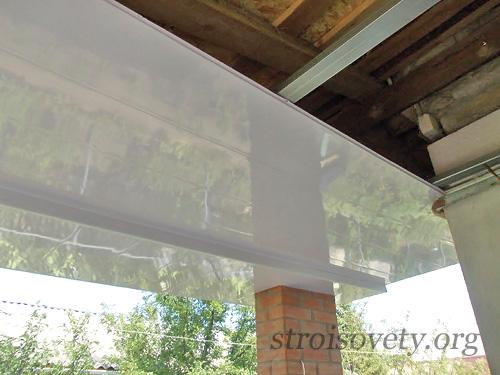 потолок из пластиковых панелей своими руками пошаговая инструкция с фото