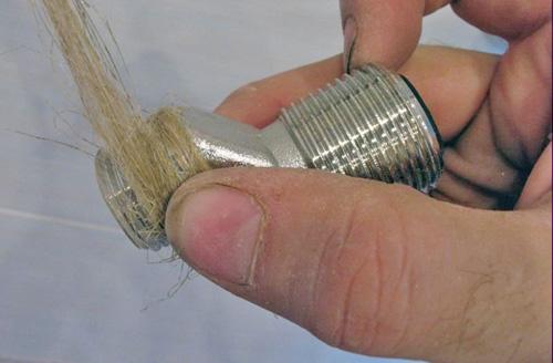 установка смесителя своими руками фото