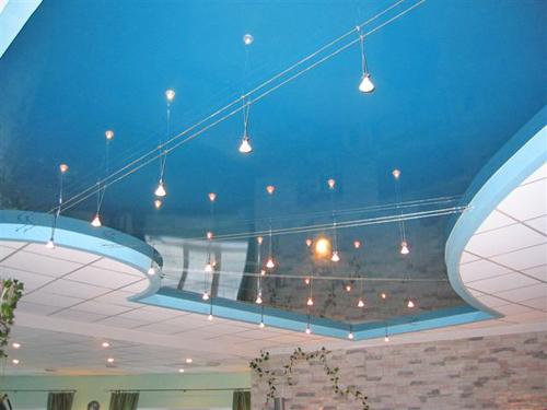 натяжные потолки Clipso фото
