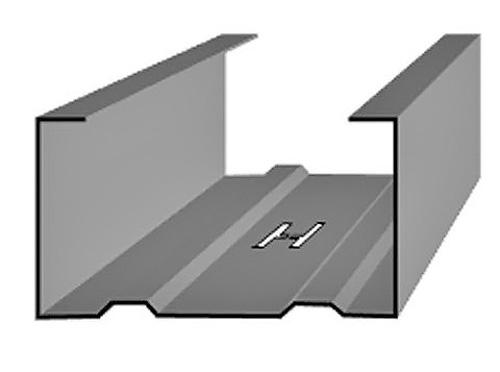 стоечный профиль для гипсокартона сw