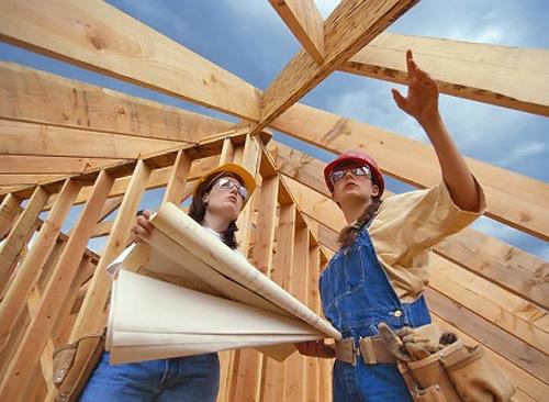 как сделать правильную крышу