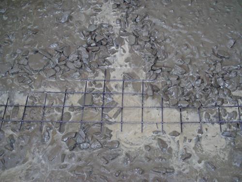 бетонирование отмостки своими руками фото