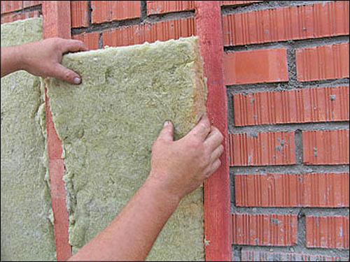 чем утеплить стены изнутри